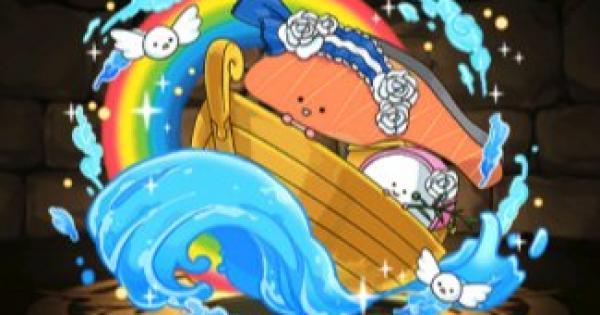 【パズドラ】ノアKIRIMIちゃんの評価!おすすめの超覚醒と潜在覚醒