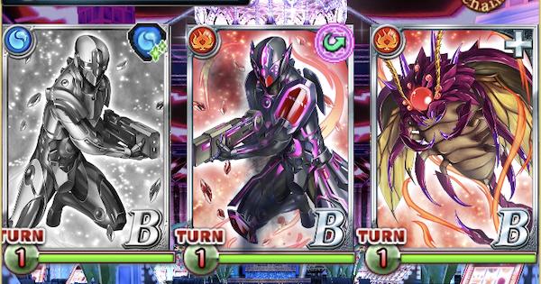 【黒猫のウィズ】黒ウィズラビリンス3超高難度「1階」攻略&デッキ構成