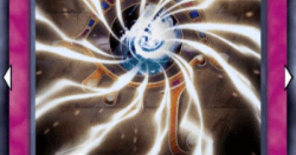 【遊戯王デュエルリンクス】閃光を吸い込むマジックミラーの評価と入手方法