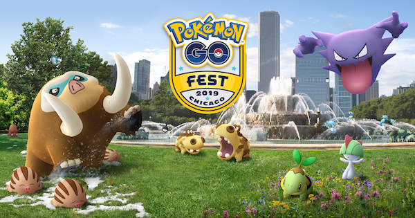 【ポケモンGO】シカゴでGOフェスタが開催|2019