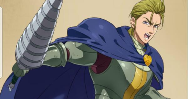 【グラクロ】聖騎士ハウザー(暴風)の評価とおすすめ装備【七つの大罪】