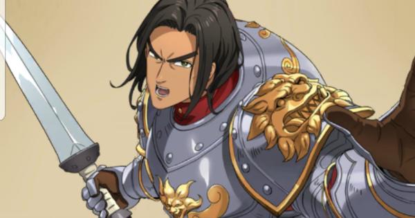 【グラクロ】守護者グリアモール(鉄壁の騎士)の評価とおすすめ装備【七つの大罪】