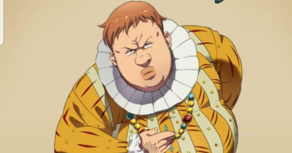 【グラクロ】<七つの大罪>おっさん キングの評価【七つの大罪】