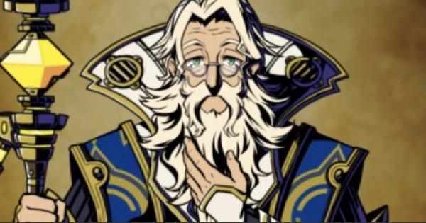 【グラスマ】ベアードの評価とステータス おすすめ武器【グラフィティスマッシュ】