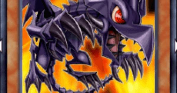 【遊戯王デュエルリンクス】レッドアイズ・トゥーン・ドラゴンの評価と入手方法