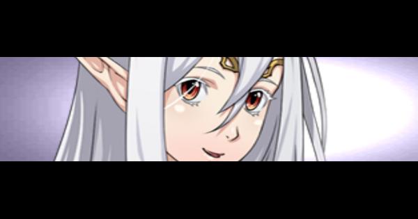 【ラングリッサーモバイル】ゼルダの性能と評価【ランモバ】