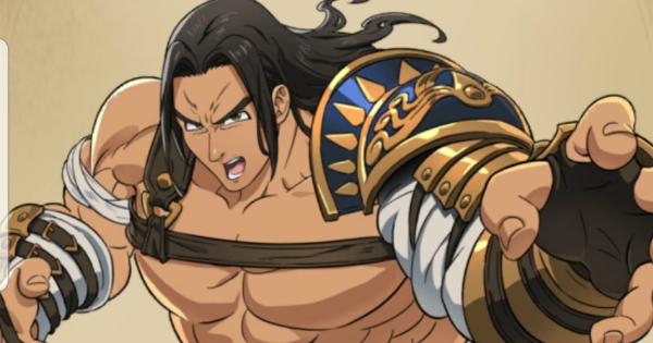 【グラクロ】 レンジャー グリアモール【チャンピオン】の評価【七つの大罪】