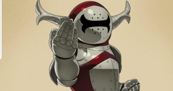ダナフォールの騎士ケイン(燃え上がる炎)の評価とおすすめ装備