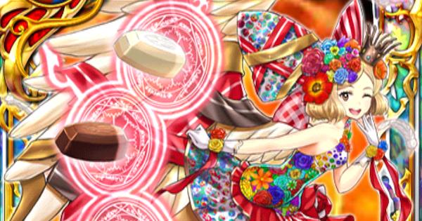 【黒猫のウィズ】アーモンドピーク(常夏!お菓子でハッピー大魔道杯)の評価