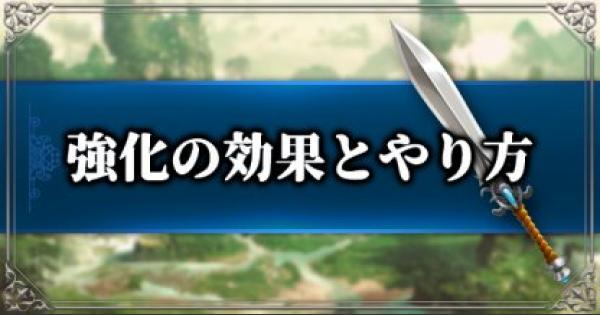 【リネージュM】武器/防具強化のやり方と強化の巻物(スクロール)の入手方法【Lineage M】