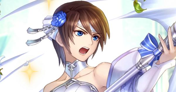 【FEH】花嫁タニスの評価!個体値とおすすめスキル継承【FEヒーローズ】