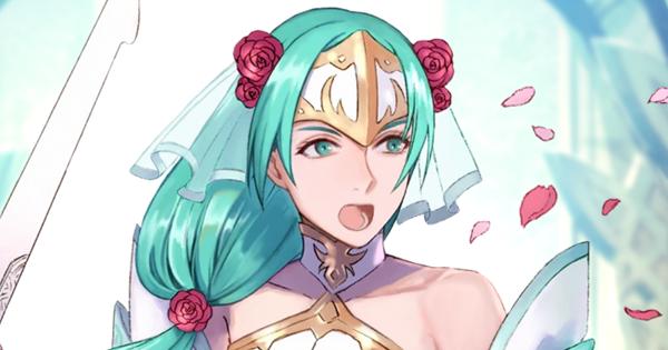 【FEH】花嫁シグルーンの評価!個体値とおすすめスキル継承【FEヒーローズ】