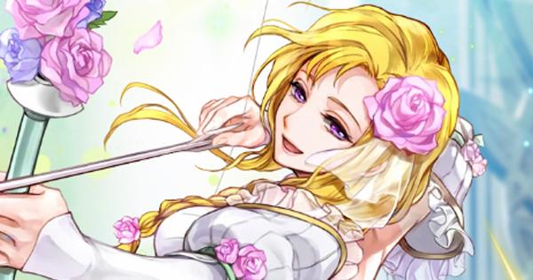 【FEH】花嫁ルイーズの評価!個体値とおすすめスキル継承【FEヒーローズ】