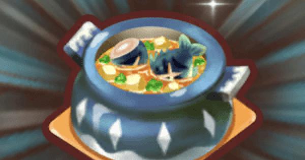 【ファンタジーライフオンライン】ブラックスープのレシピ情報【FLO】
