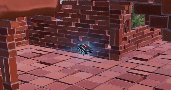 【フォートナイト】「石でできたブタの建築物の中から見つかる」フォートバイト攻略【FORTNITE】