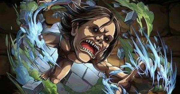 【パズドラ】究極ユミルの評価!おすすめの超覚醒と潜在覚醒|進撃の巨人