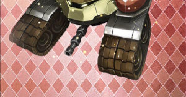 【ロマサガRS】特殊工作車(A)の評価/おすすめ覚醒とステータス【ロマサガ リユニバース】