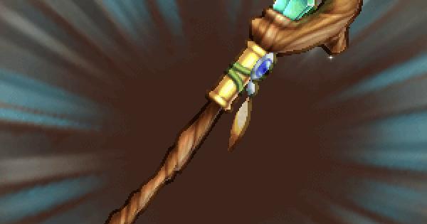 【ファンタジーライフオンライン】師匠の杖のレシピ情報【FLO】