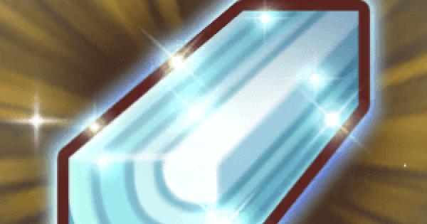 【ファンタジーライフオンライン】白霊の角材のレシピ情報【FLO】