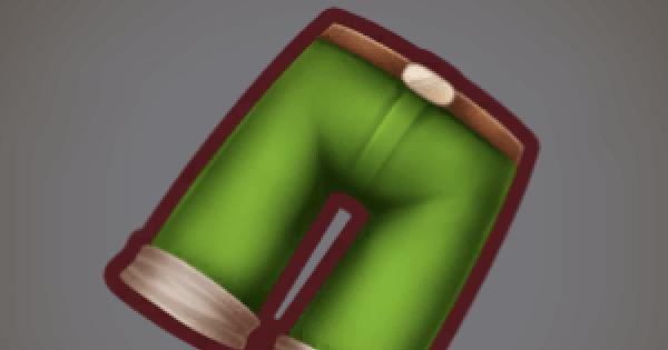 【ファンタジーライフオンライン】クルブルク織ズボンのレシピ情報【FLO】