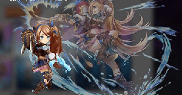 【最果てのバベル】神衣の水銃士(★5銃/ポッケ)のスキルと評価