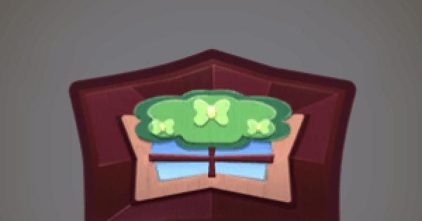 【ファンタジーライフオンライン】森のカーテンのレシピ情報【FLO】