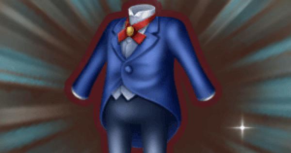 【ファンタジーライフオンライン】執事のスーツのレシピ情報【FLO】