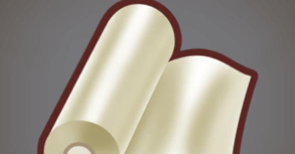 【ファンタジーライフオンライン】シルクのレシピ情報【FLO】