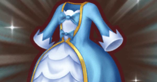【ファンタジーライフオンライン】プリンセスラインの服のレシピ情報【FLO】