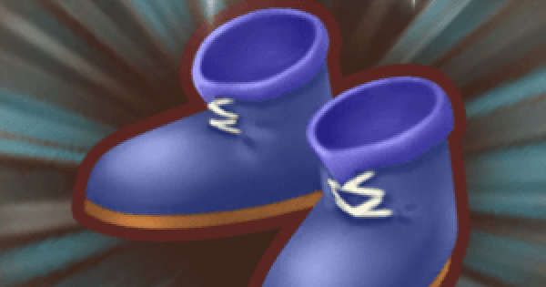 【ファンタジーライフオンライン】海の剣士ブーツのレシピ情報【FLO】