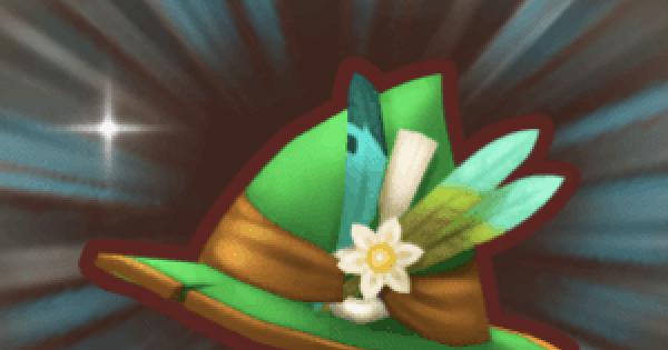 【ファンタジーライフオンライン】草原の剣士ハットのレシピ情報【FLO】