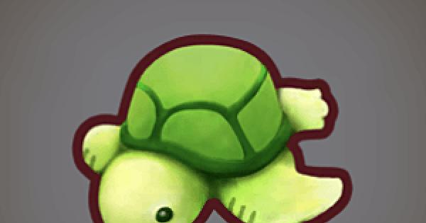 【ファンタジーライフオンライン】ウミガメぬいぐるみのレシピ情報【FLO】
