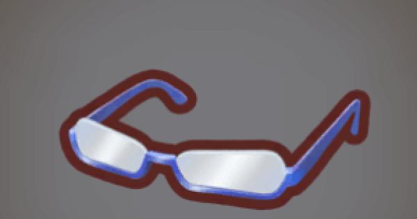 【ファンタジーライフオンライン】下ふちメガネのレシピ情報【FLO】