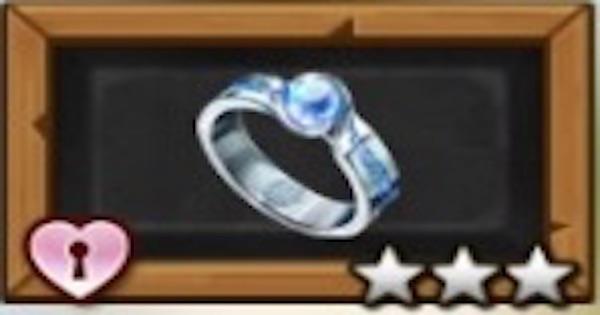 【白猫】冒険家の指輪の効果と入手方法