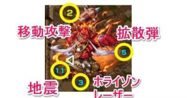 【モンスト】覇者の塔【11階】攻略と適正キャラランキング
