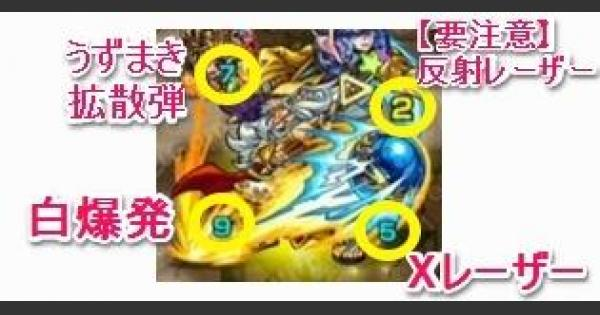 【モンスト】覇者の塔【14階】攻略と適正キャラランキング