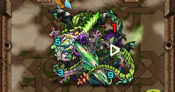 【モンスト】覇者の塔【18階】攻略と適正キャラランキング