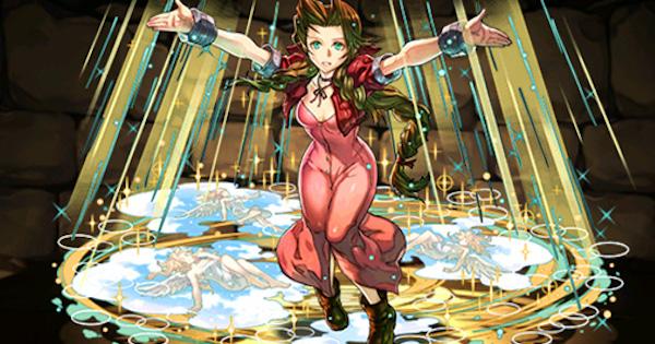 【パズドラ】エアリスの最新テンプレパーティ
