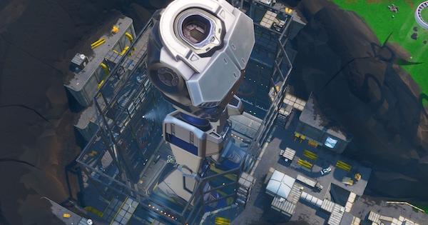 【フォートナイト】ロボット工場から金属を100集める【FORTNITE】