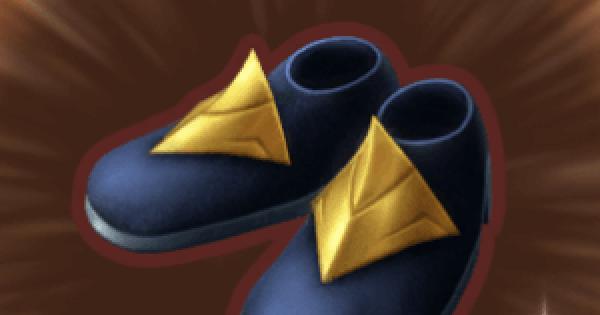 【ファンタジーライフオンライン】ブルーフェザーブーツの入手方法と強化素材【FLO】