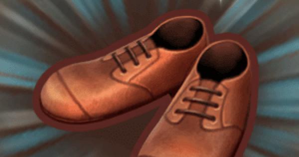 【ファンタジーライフオンライン】ブリティッシュブーツの入手方法と強化素材【FLO】