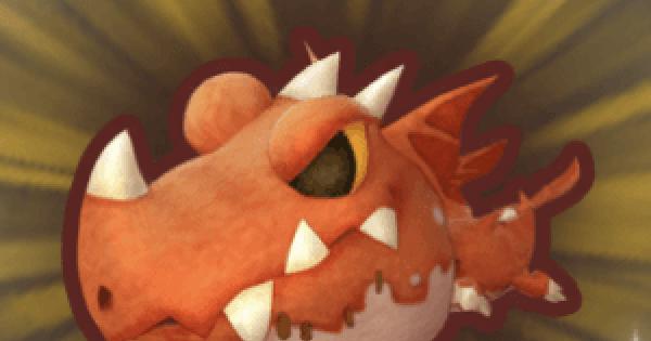 【ファンタジーライフオンライン】のっけてドラゴンの入手方法と強化素材【FLO】