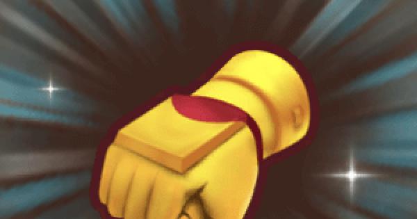 【ファンタジーライフオンライン】ゴールドガントレットの入手方法と強化素材【FLO】