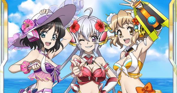 【シンフォギアXD】それぞれの夏(かき氷編)の評価 | メモリアカード