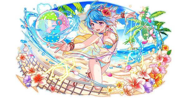 【クラフィ】流打の凛海球姫 ストークスの評価【クラッシュフィーバー】
