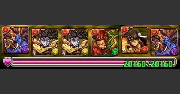 かぐや姫降臨(5×4)ノーコン周回