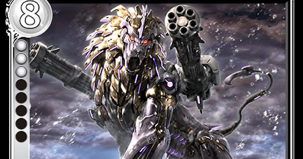 【ゼノンザード】「百獣」ヴァイスレーベのカード情報と評価【zenonzard】