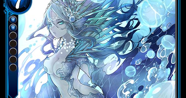 【ゼノンザード】「水の女王」ナイアスのカード情報と評価【zenonzard】