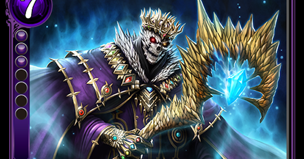 【ゼノンザード】「死霊の子爵」オッドアイのカード情報と評価【zenonzard】