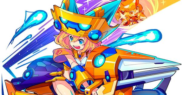 【ファイトリーグ】星光の機巧闘姫 ヒカリのファイター評価と使い方